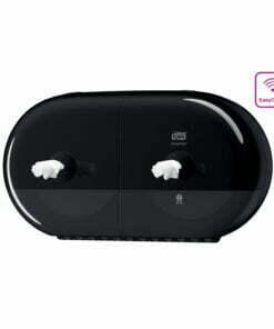 Dispenser hârtie igienică Tork SmartOne Twin Mini negru