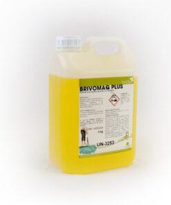 Brivomaq Plus detergent alcalin pardoseli 5Kg