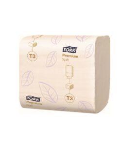 Hârtie igienică pliată TORK Premium